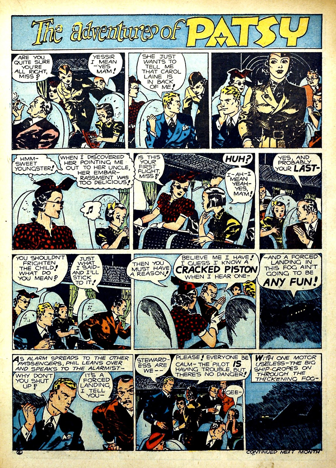 Read online Famous Funnies comic -  Issue #78 - 31