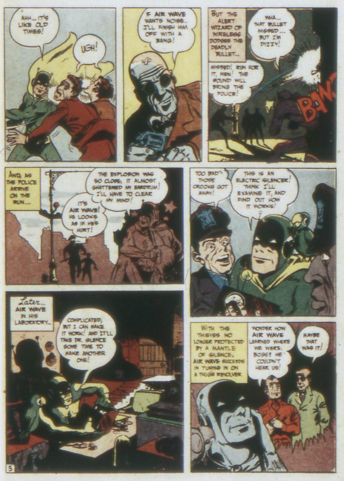 Read online Detective Comics (1937) comic -  Issue #77 - 43