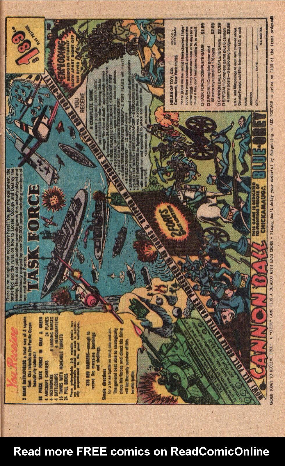 Read online Shazam! (1973) comic -  Issue #20 - 27