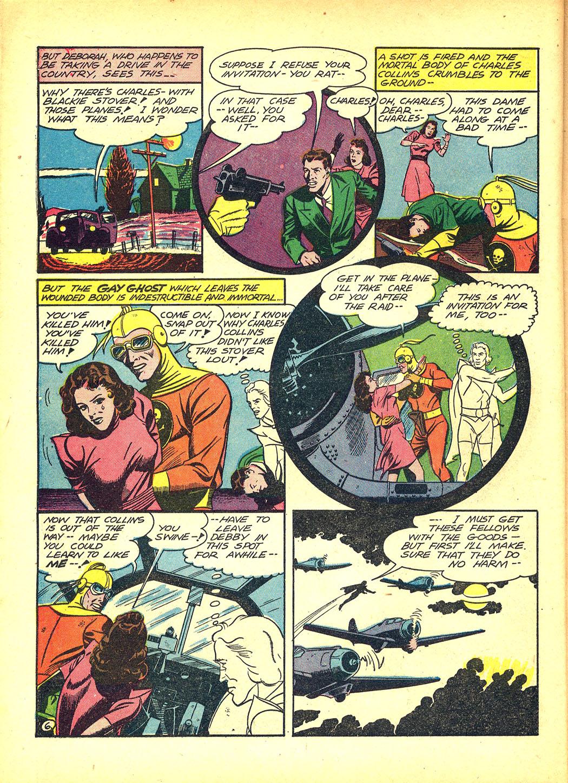 Read online Sensation (Mystery) Comics comic -  Issue #8 - 42
