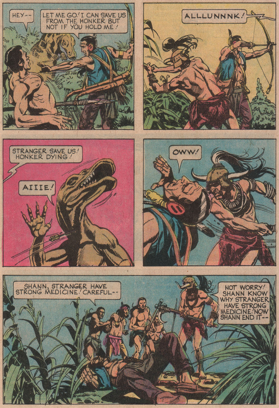 Read online Turok, Son of Stone comic -  Issue #110 - 9