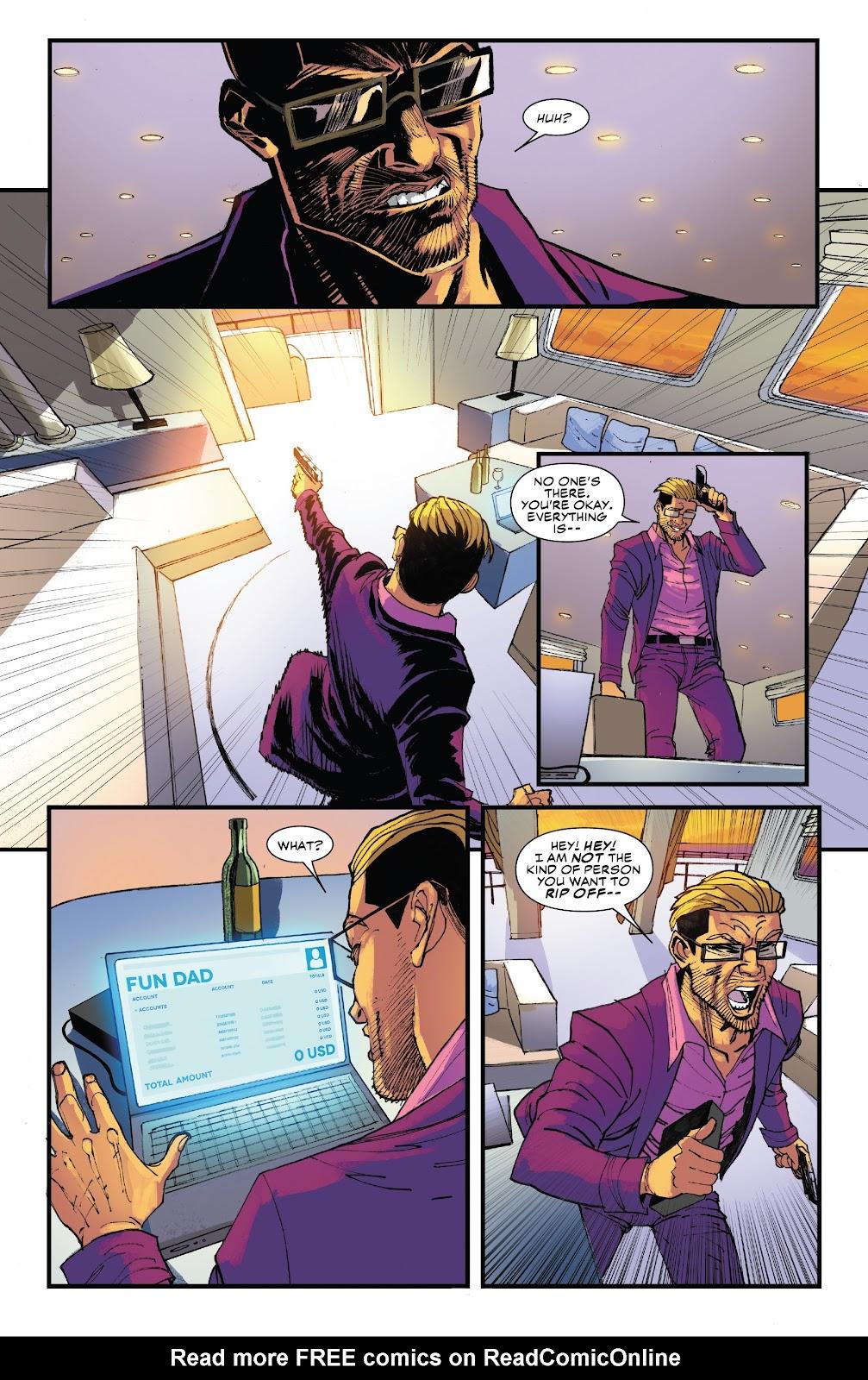 Read online Black Widow (2019) comic -  Issue #5 - 13
