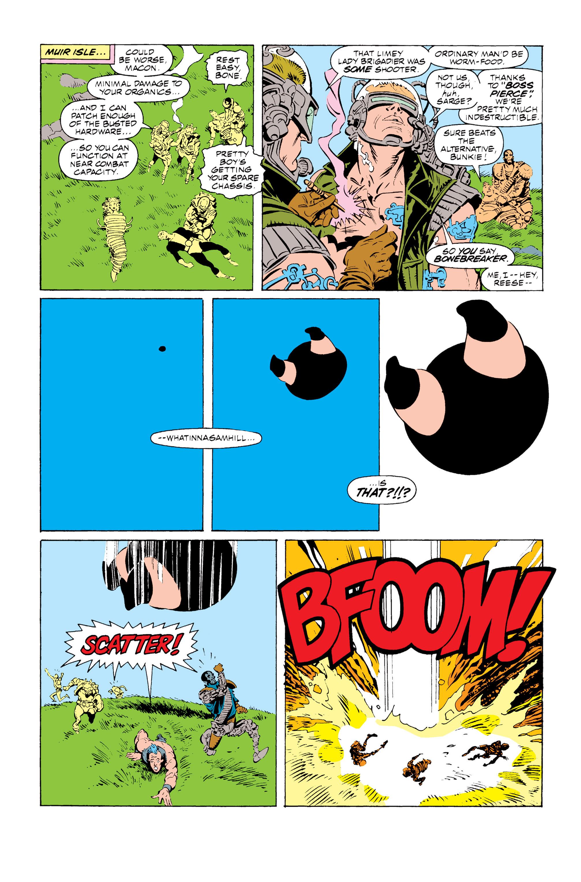 Read online Uncanny X-Men (1963) comic -  Issue #255 - 8