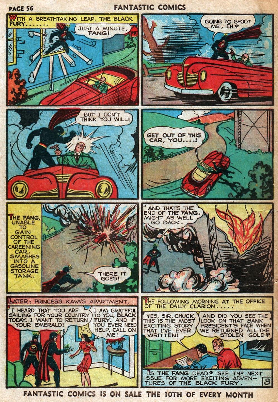 Read online Fantastic Comics comic -  Issue #18 - 58