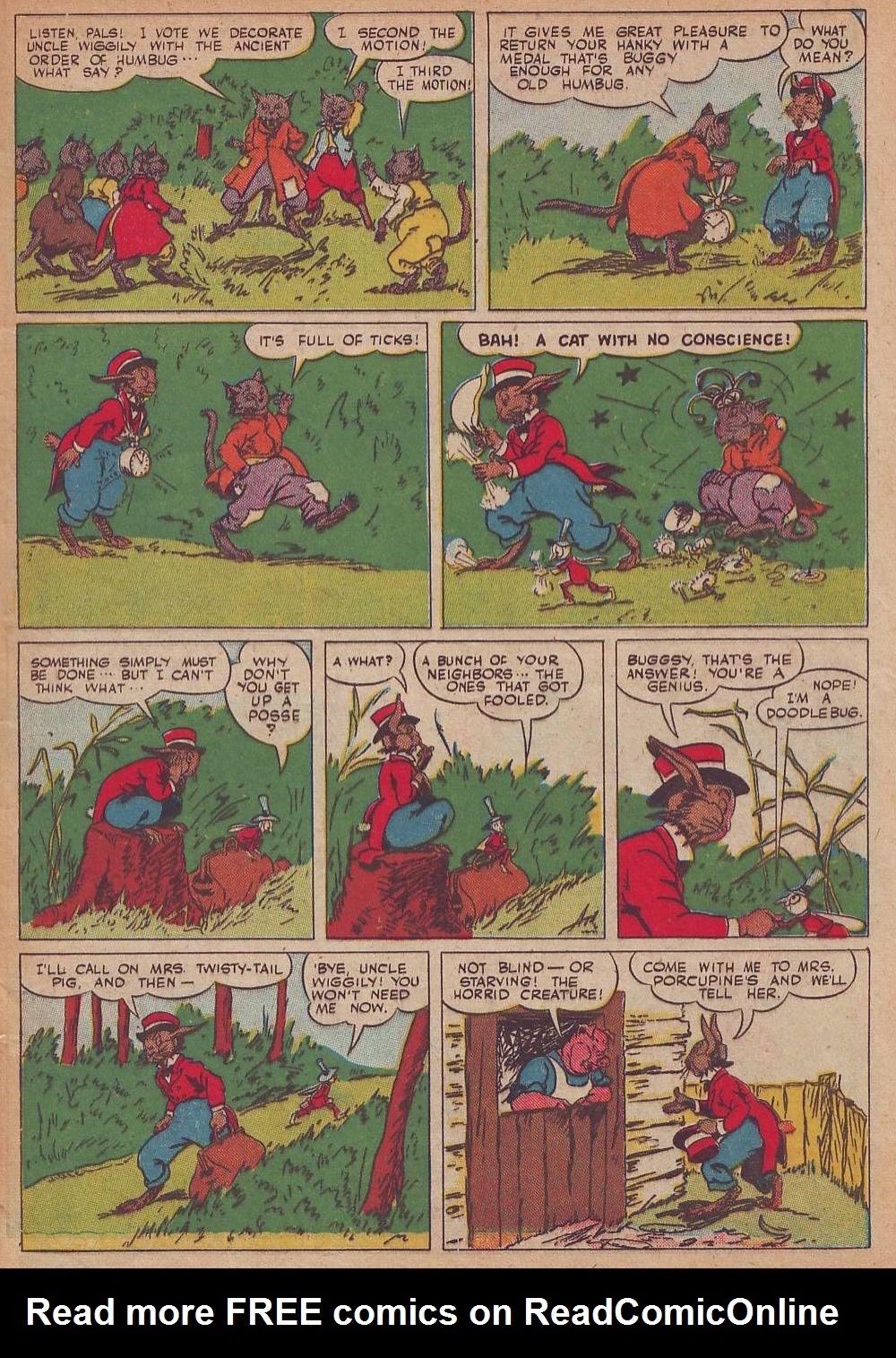 Read online Animal Comics comic -  Issue #21 - 7