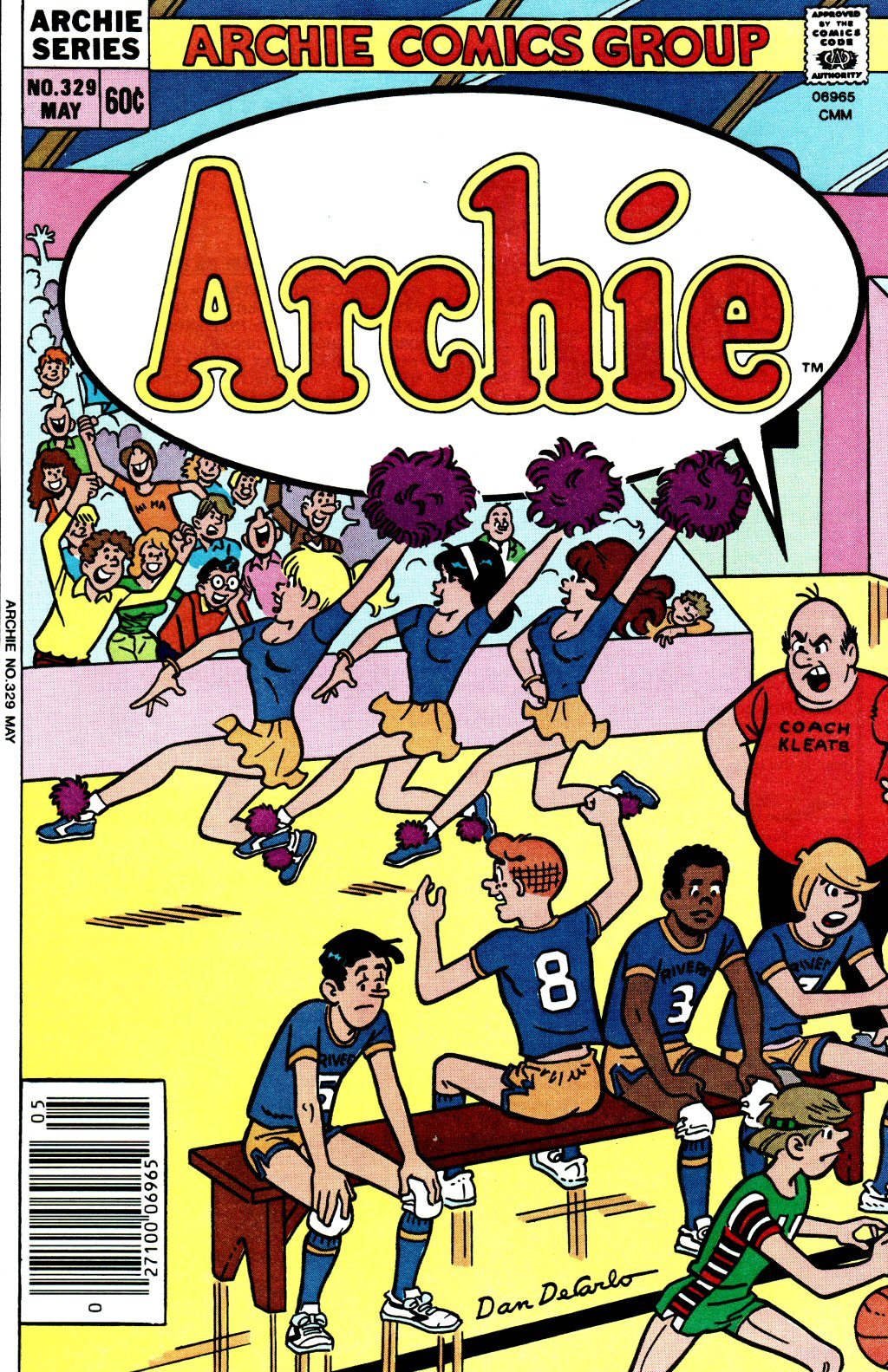 Read online Archie (1960) comic -  Issue #329 - 1