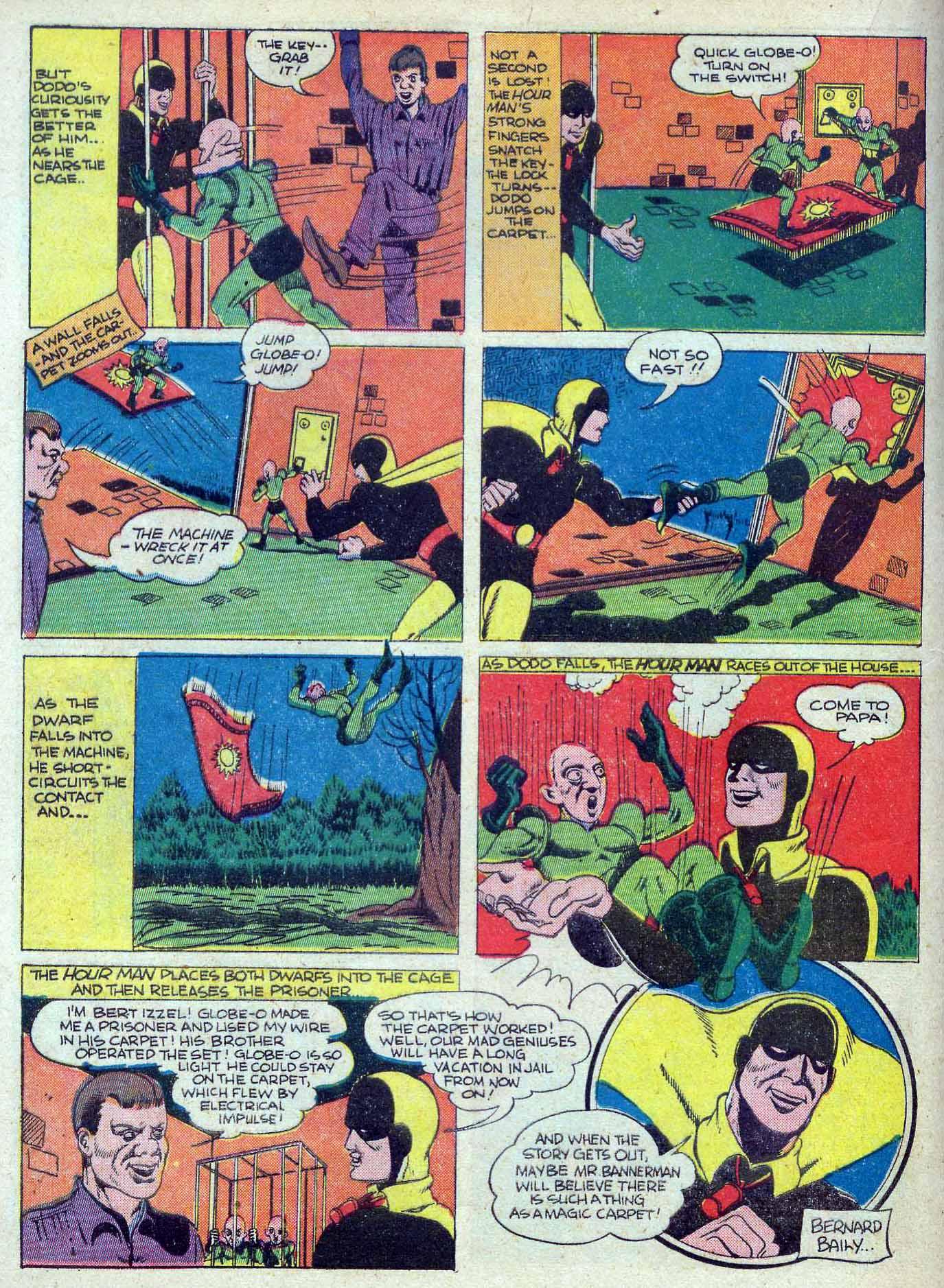 Read online Adventure Comics (1938) comic -  Issue #70 - 38