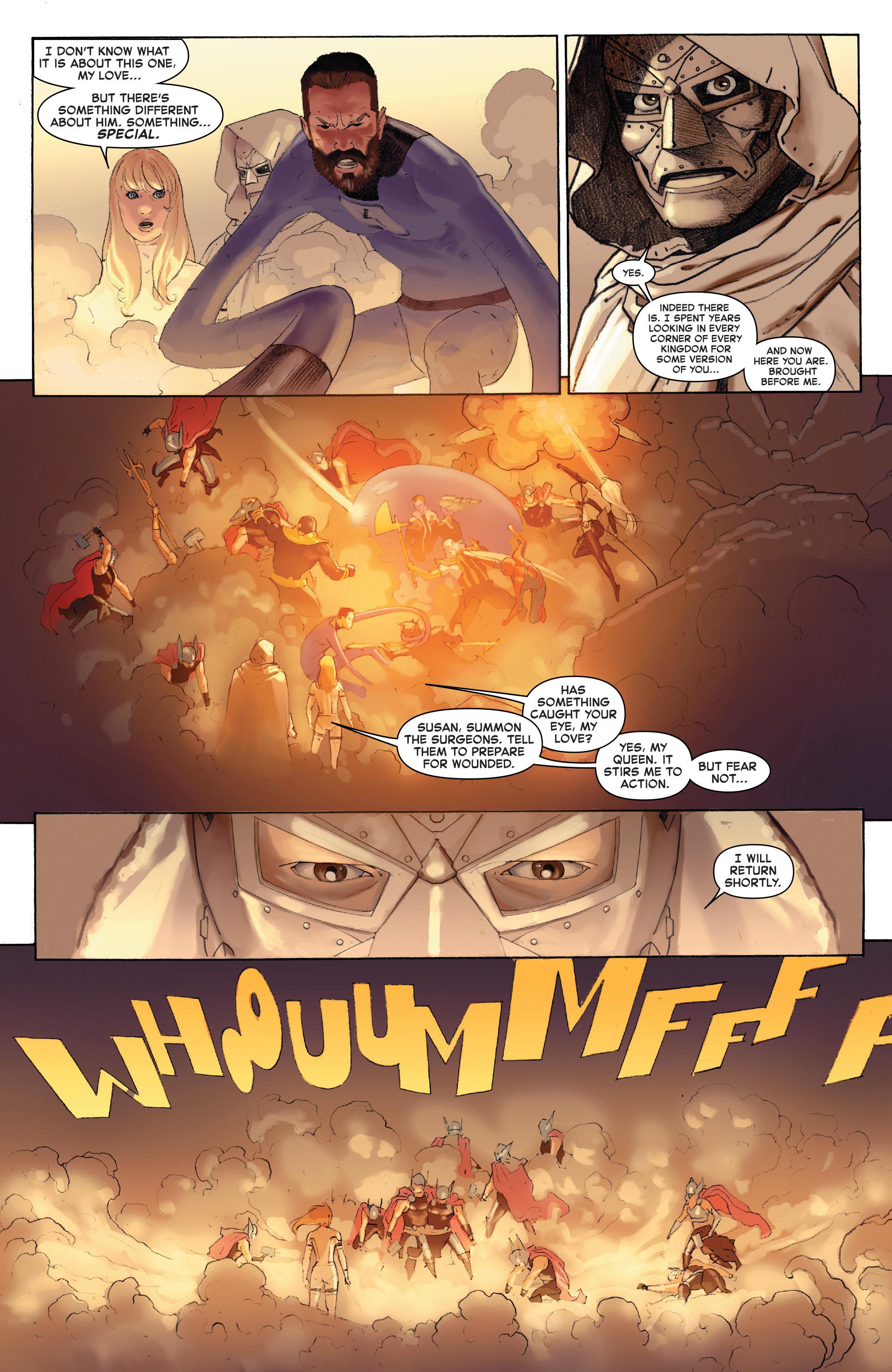 Read online Secret Wars comic -  Issue #4 - 24