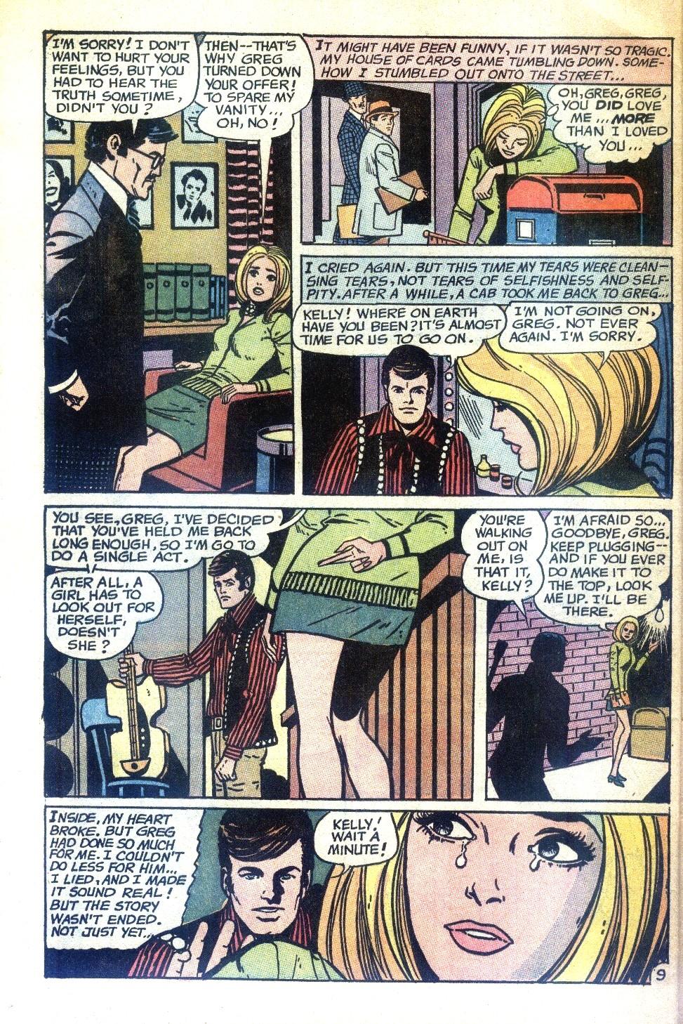 Read online Secret Hearts comic -  Issue #148 - 32