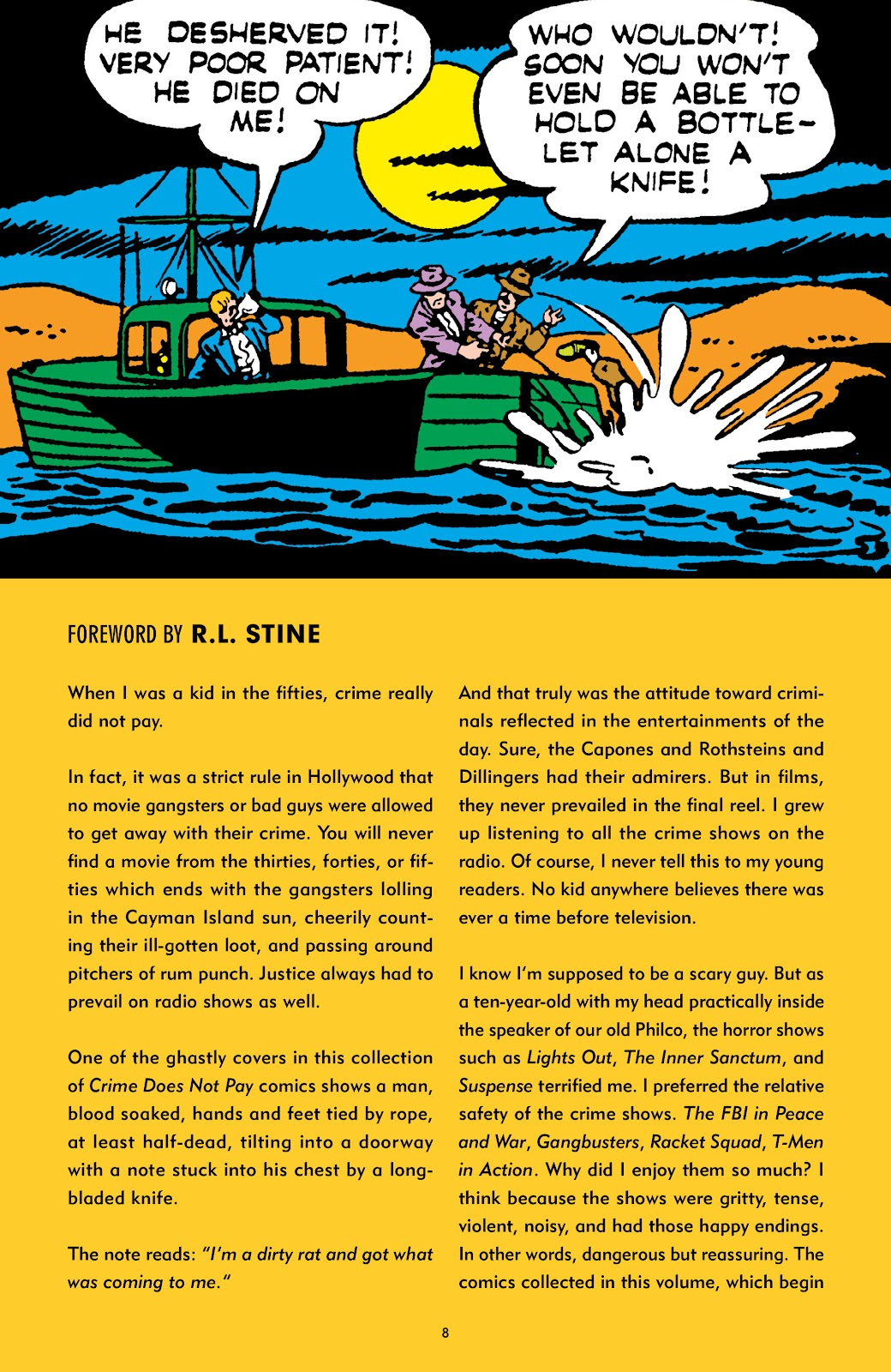 Read online Crime Does Not Pay Archives comic -  Issue # TPB 6 (Part 1) - 8