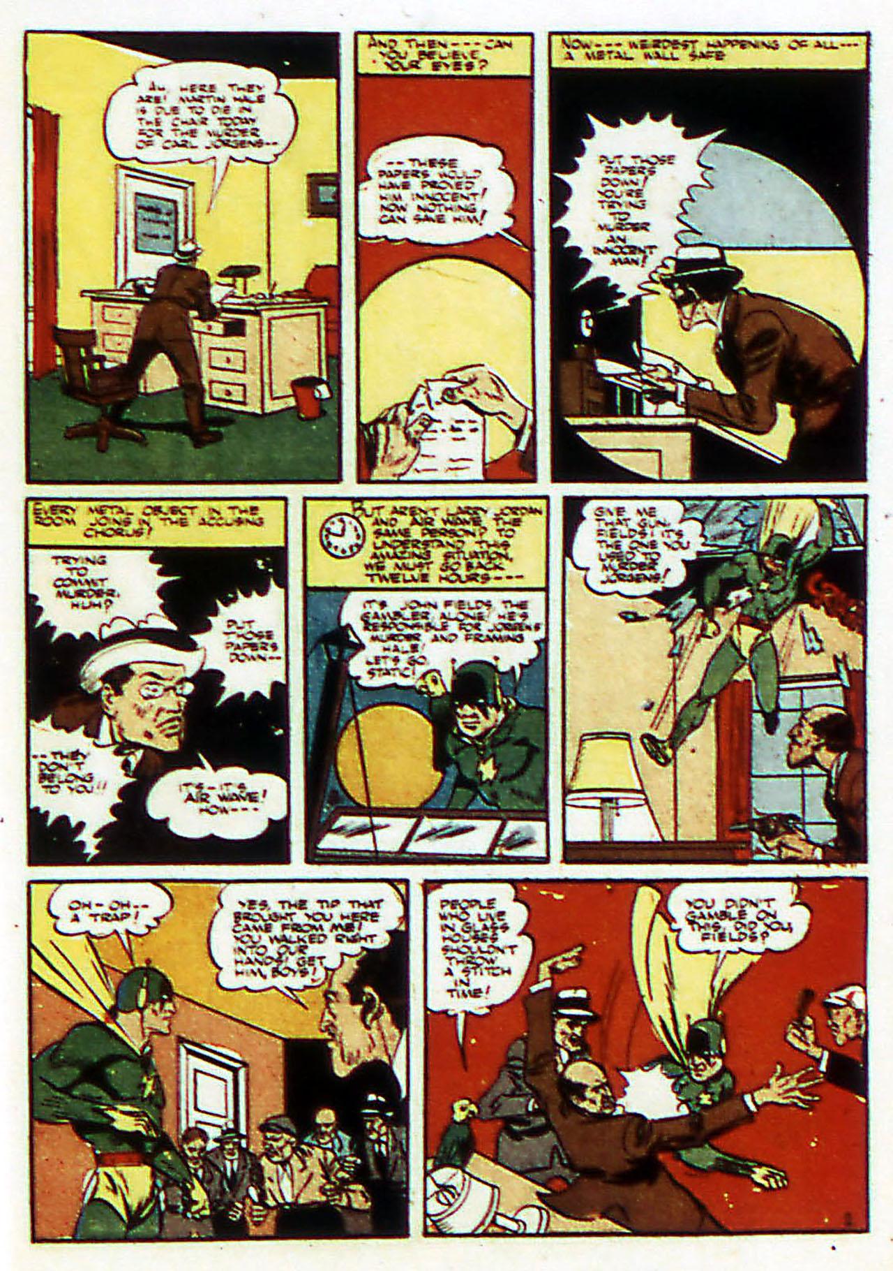 Read online Detective Comics (1937) comic -  Issue #72 - 52