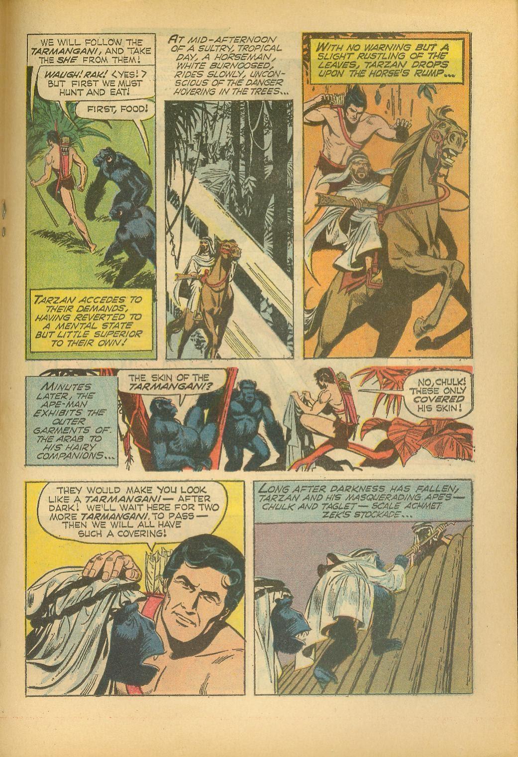 Tarzan (1962) issue 160 - Page 19