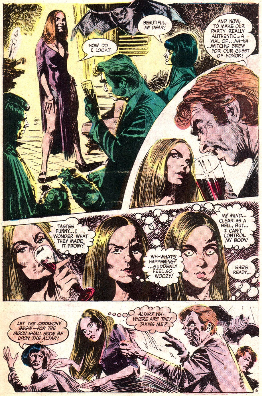 The Witching Hour (1969) issue 25 - Page 27