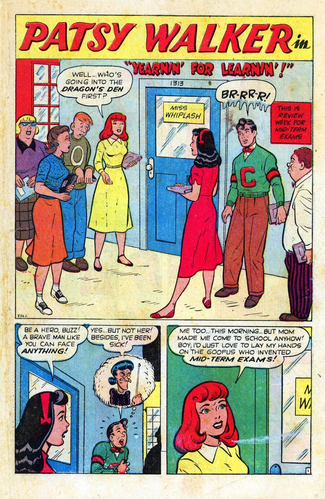 Patsy Walker 34 Page 2
