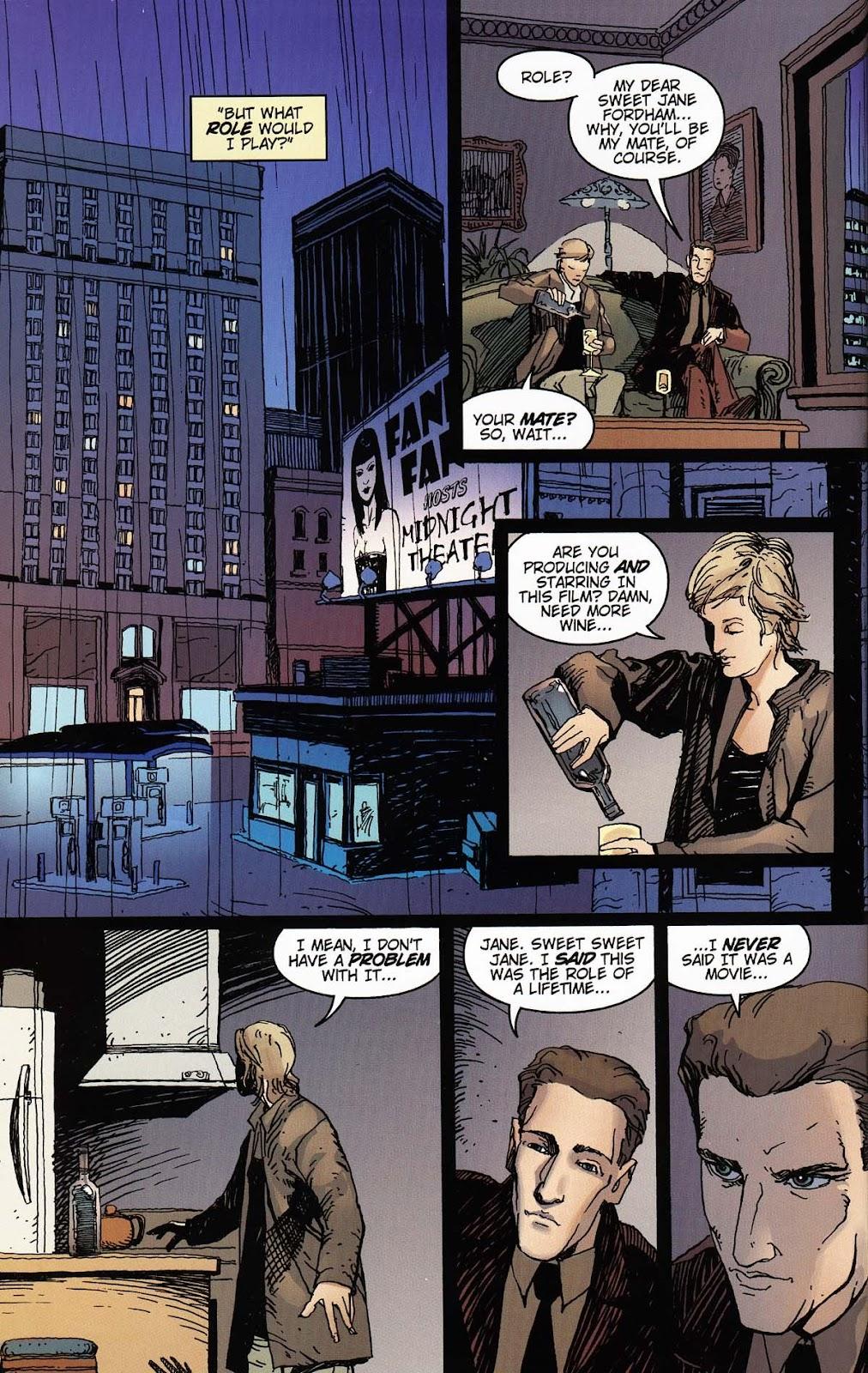 Read online Vampire the Masquerade comic -  Issue # Toreador - 44