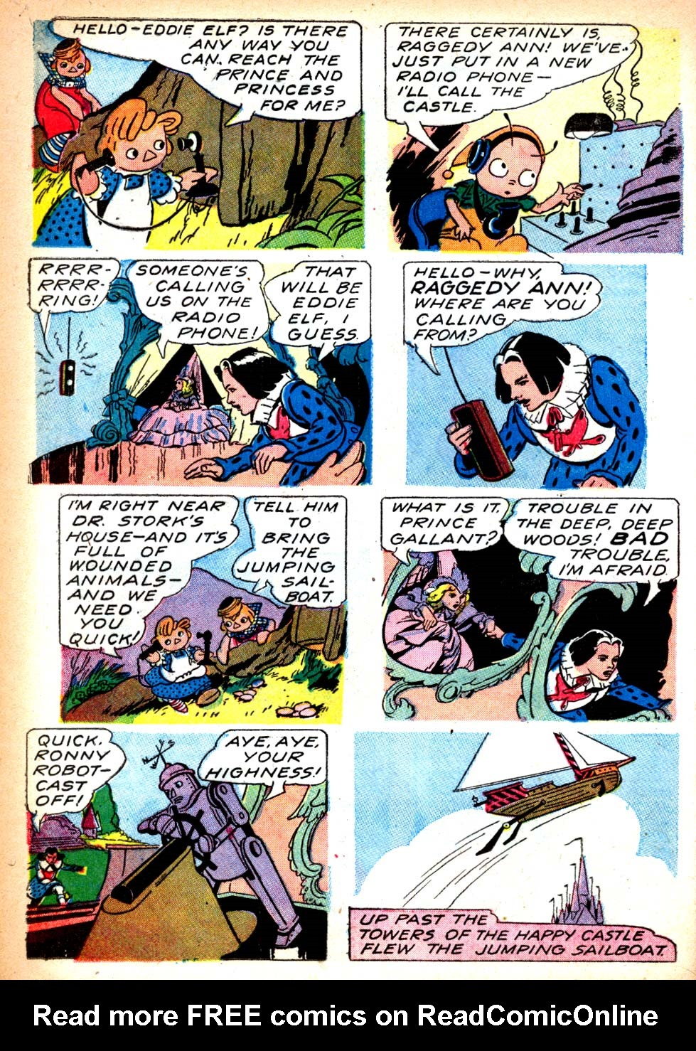 Four Color Comics issue 262 - Page 20