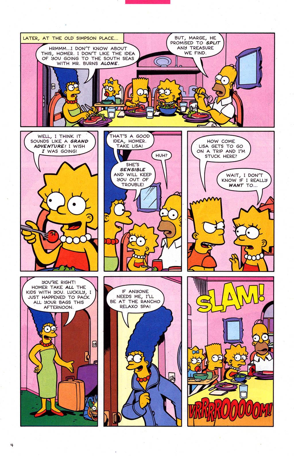 Read online Simpsons Comics comic -  Issue #102 - 5