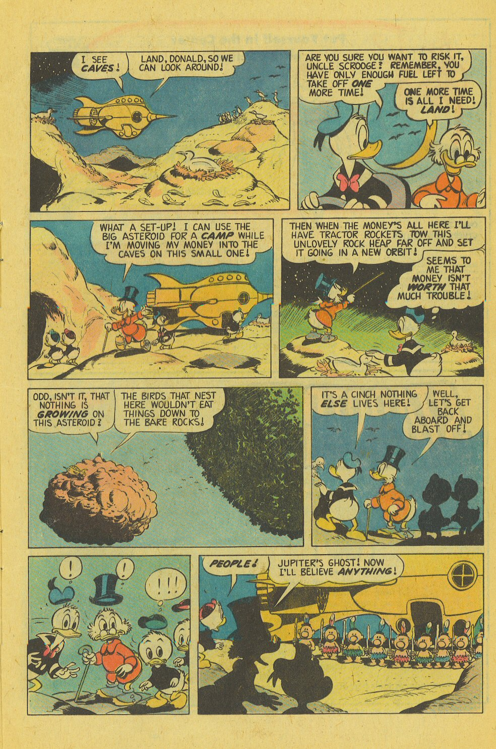 Read online Uncle Scrooge (1953) comic -  Issue #143 - 13