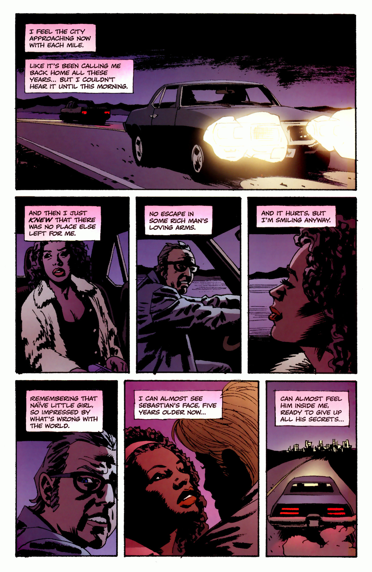 Read online Criminal (2008) comic -  Issue #3 - 30