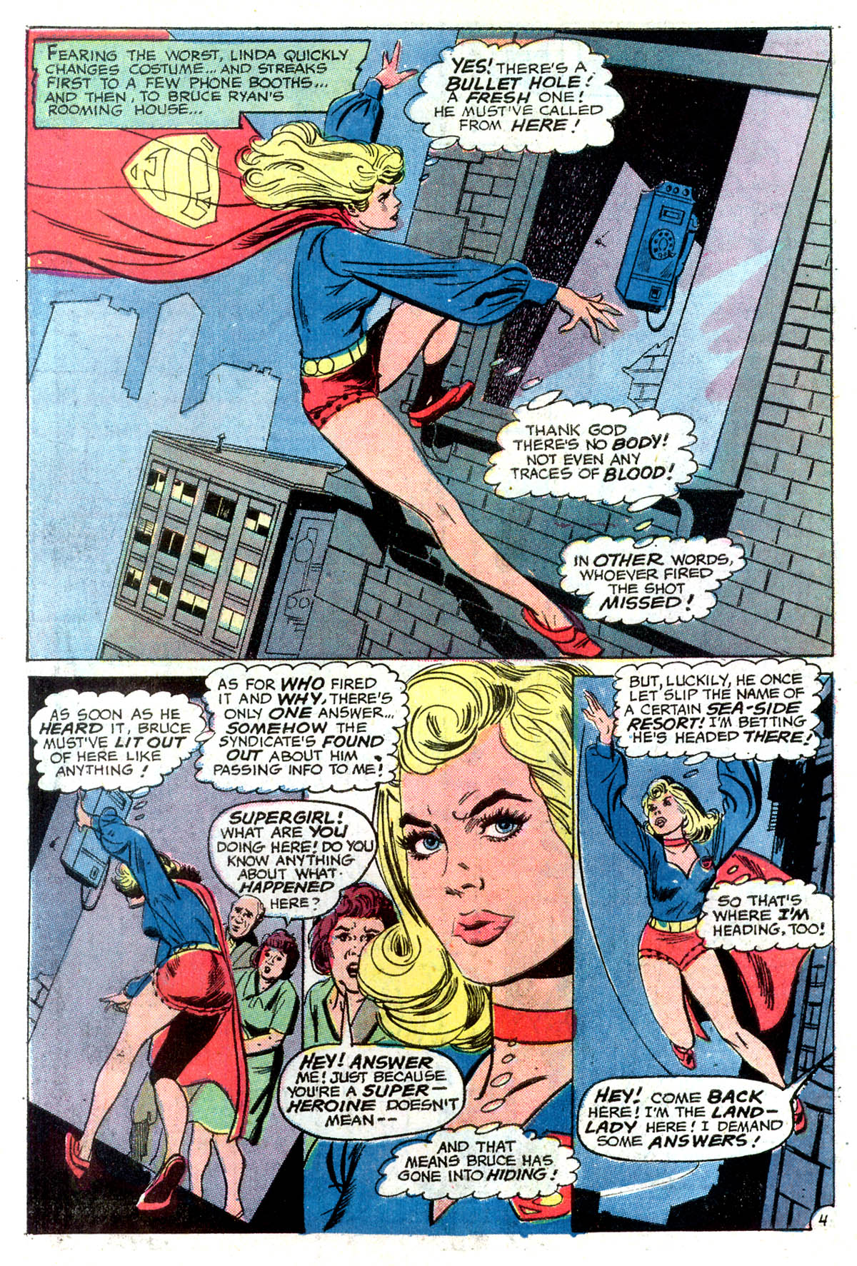 Read online Adventure Comics (1938) comic -  Issue #424 - 5