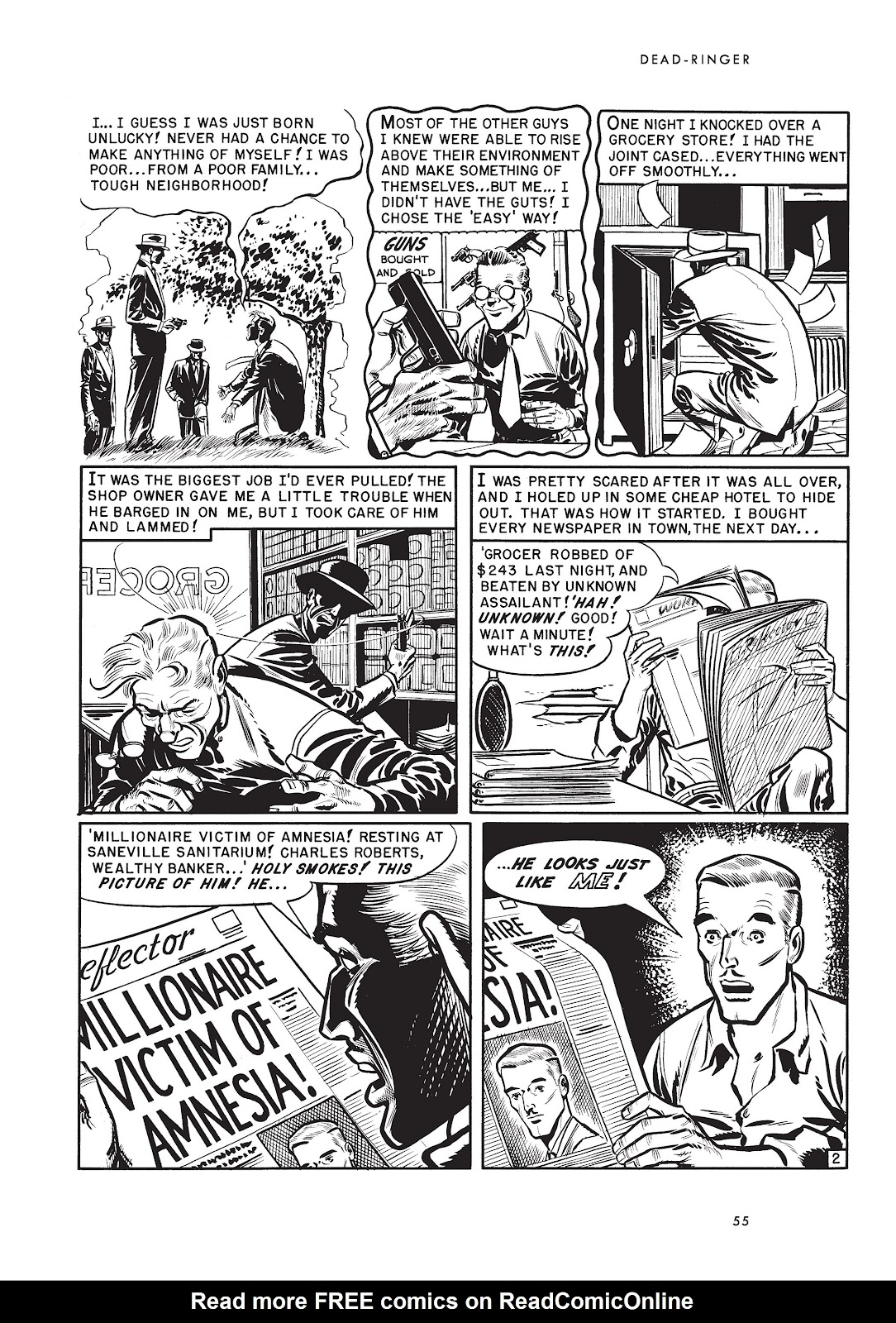 Read online Voodoo Vengeance and Other Stories comic -  Issue # TPB (Part 1) - 72