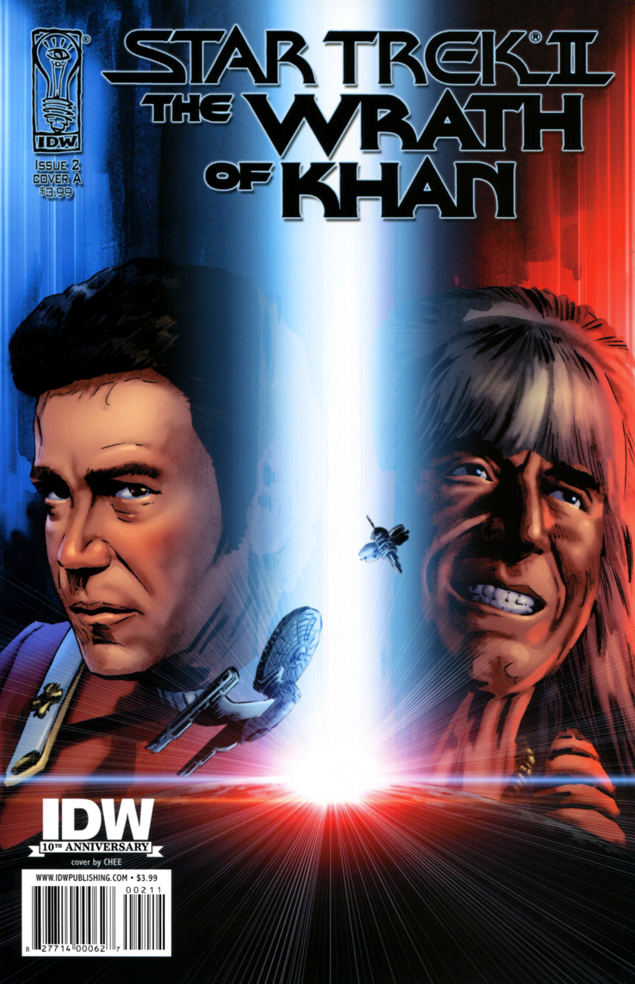 Star Trek: The Wrath Of Khan issue 2 - Page 1