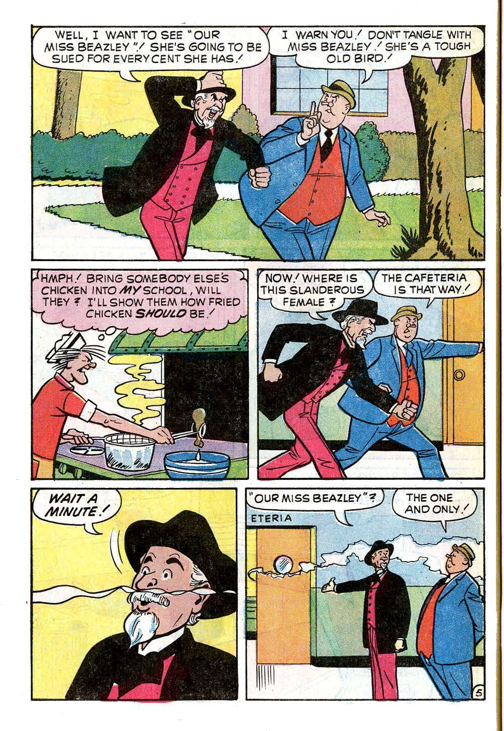 Read online Archie (1960) comic -  Issue #231 - 32