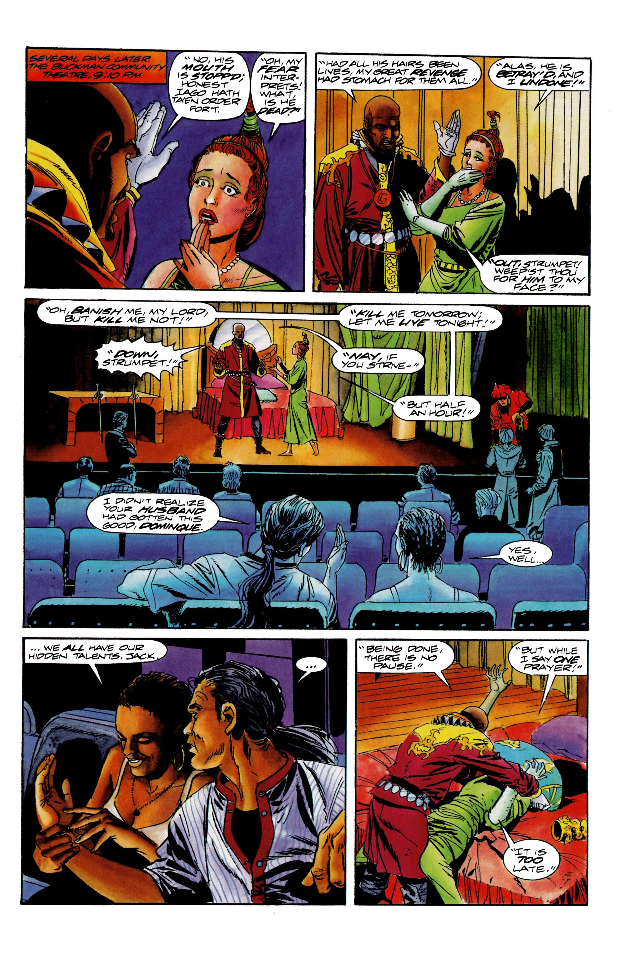 Read online Shadowman (1992) comic -  Issue #13 - 4