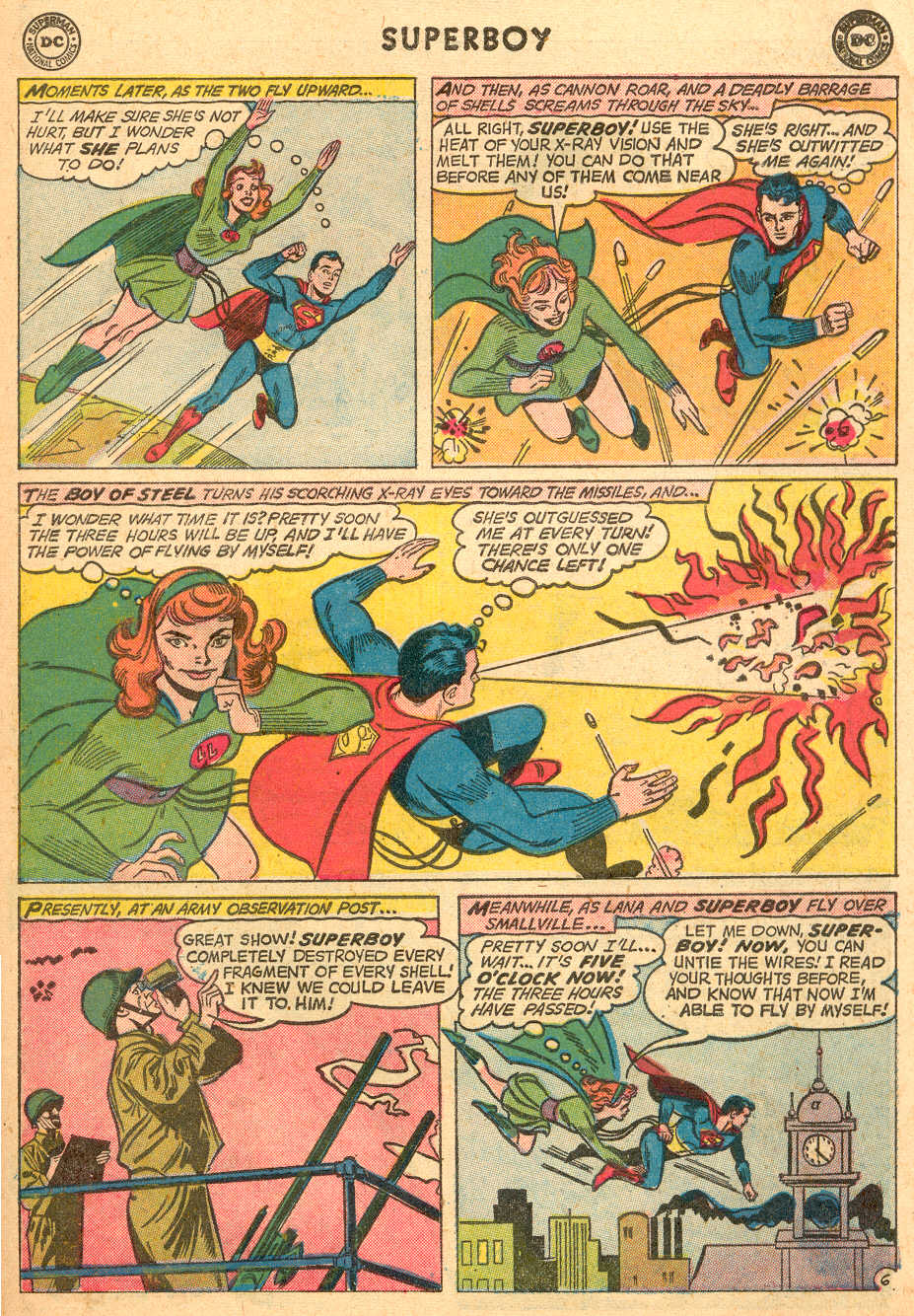 Superboy (1949) issue 72 - Page 27