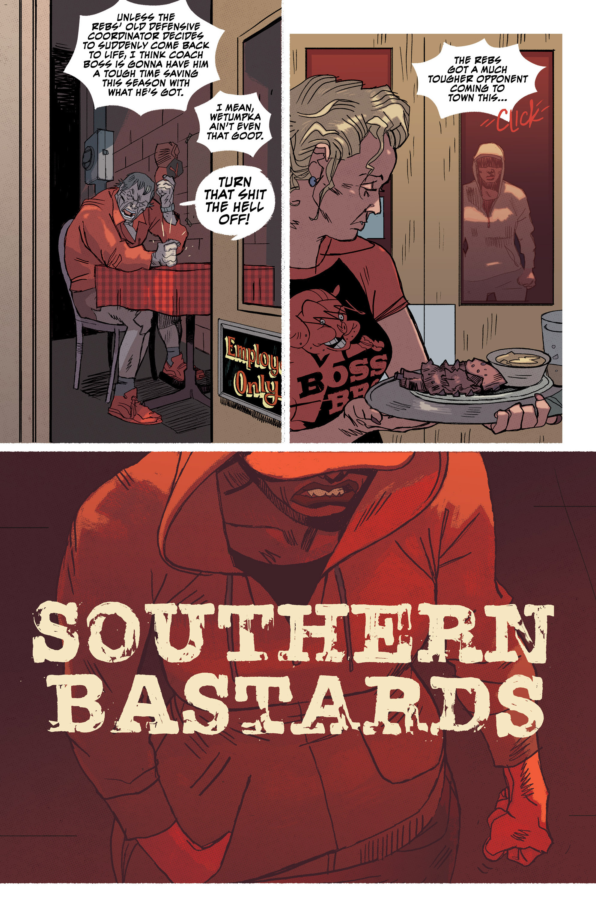 Read online Southern Bastards comic -  Issue #15 - 6