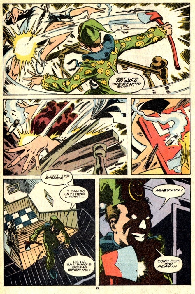 Read online Nth Man the Ultimate Ninja comic -  Issue #8 - 18