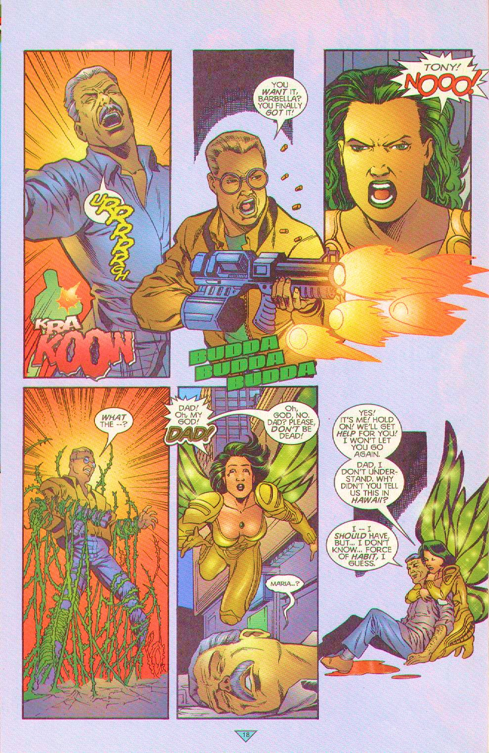 Read online Trinity Angels comic -  Issue #12 - 18
