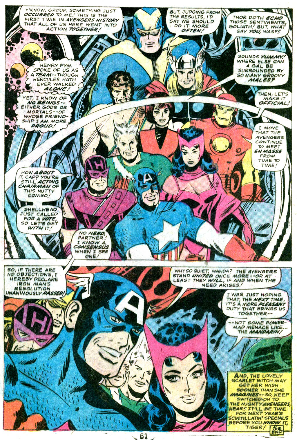 Giant-Size Avengers (1974) issue 5 - Page 50