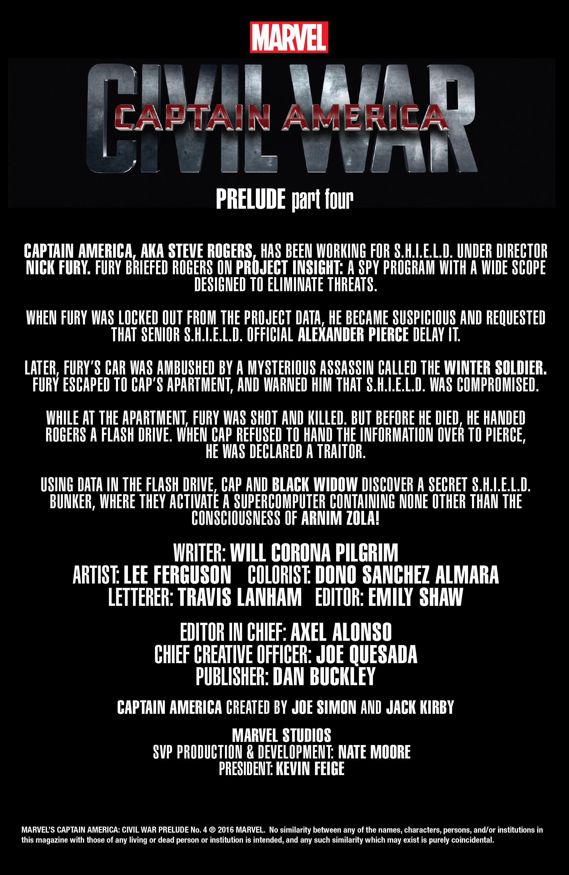 Read online Captain America: Civil War Prelude comic -  Issue #4 - 2