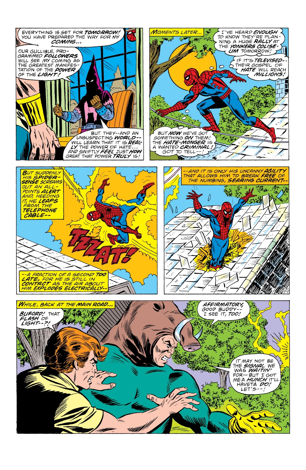 Read online Marvel Masterworks: The Spectacular Spider-Man comic -  Issue # TPB (Part 3) - 24