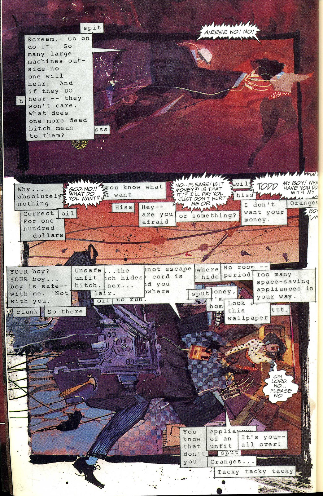 Stray Toasters issue 1 - Page 12