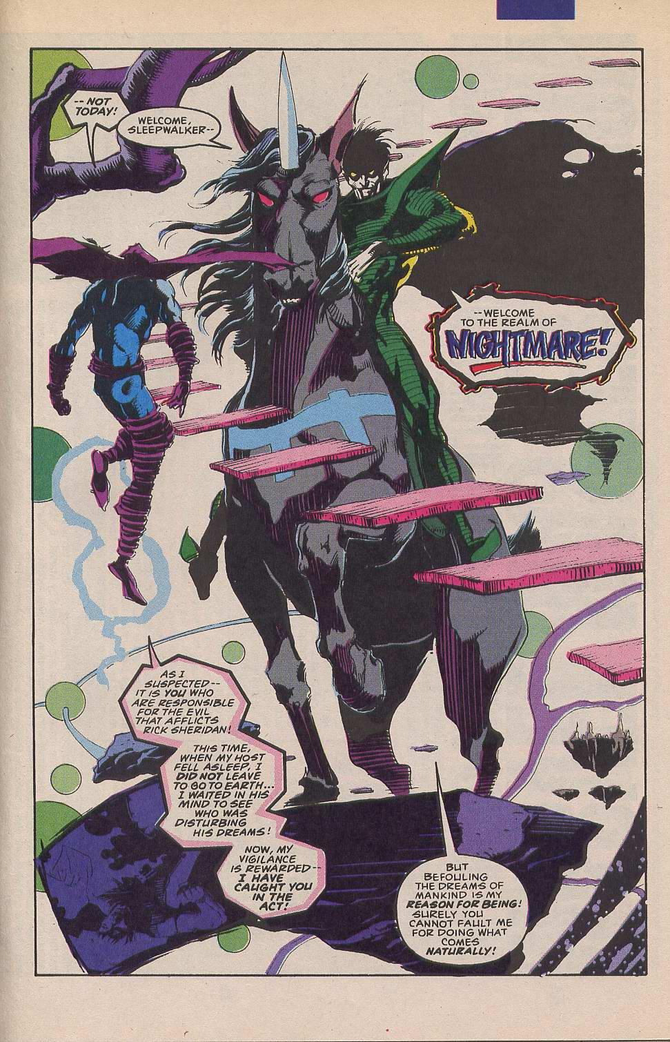 Read online Sleepwalker comic -  Issue #12 - 16