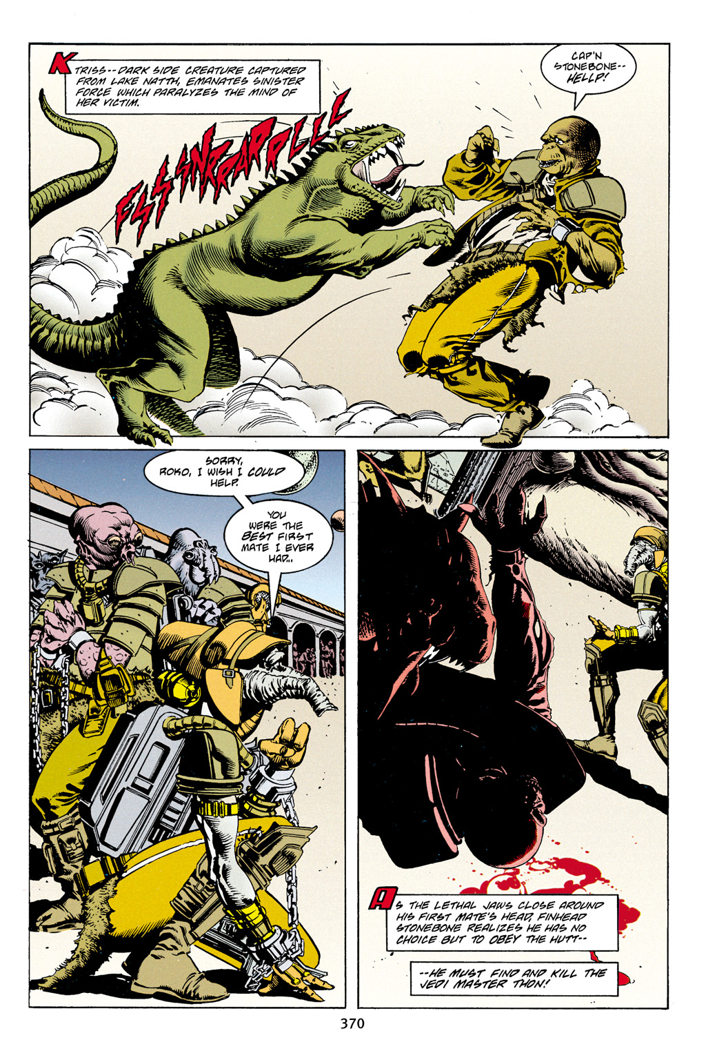 Read online Star Wars Omnibus comic -  Issue # Vol. 4 - 358