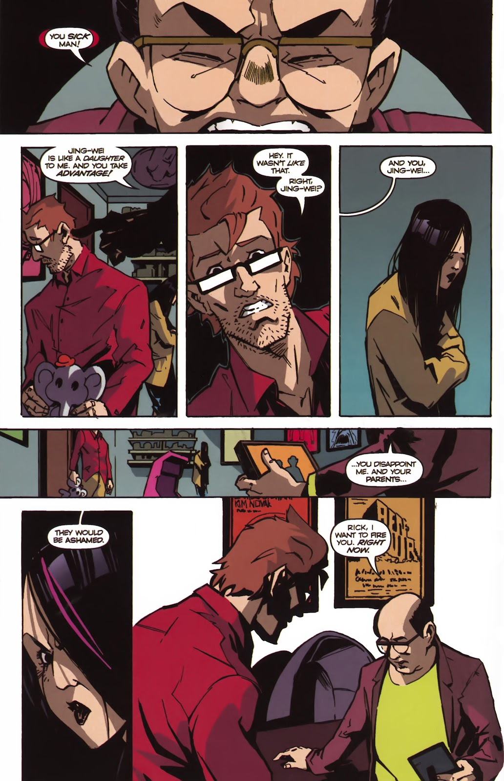 Read online Ricky Rouse Has A Gun comic -  Issue # TPB (Part 1) - 57