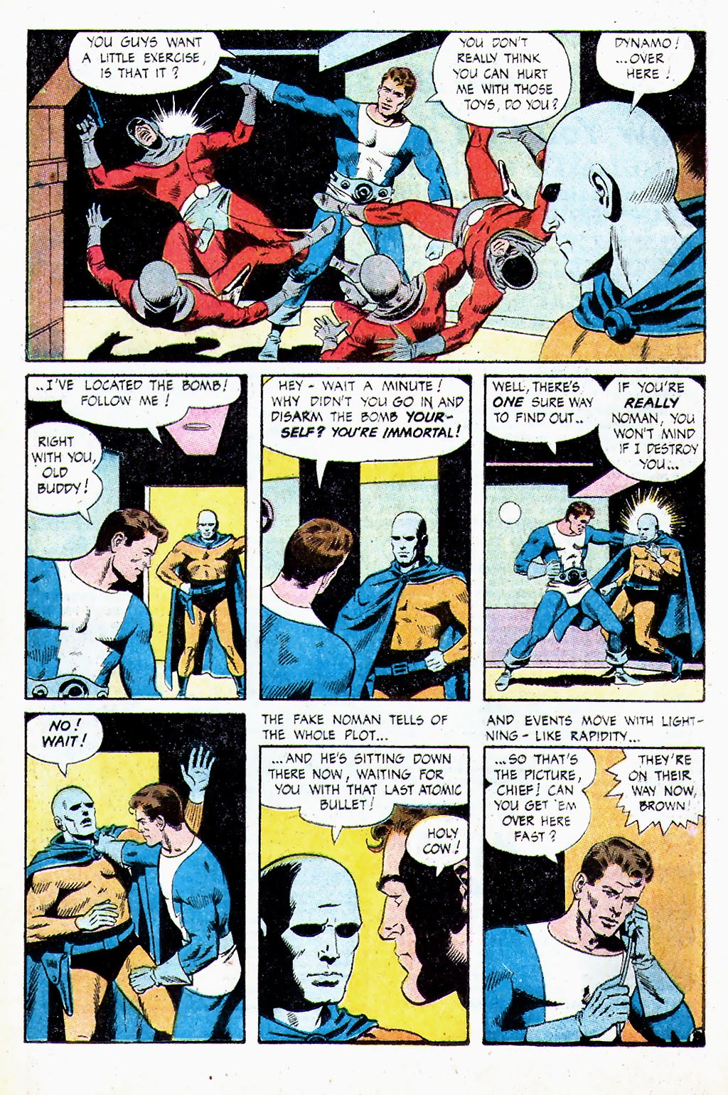 T.H.U.N.D.E.R. Agents (1965) issue 13 - Page 9