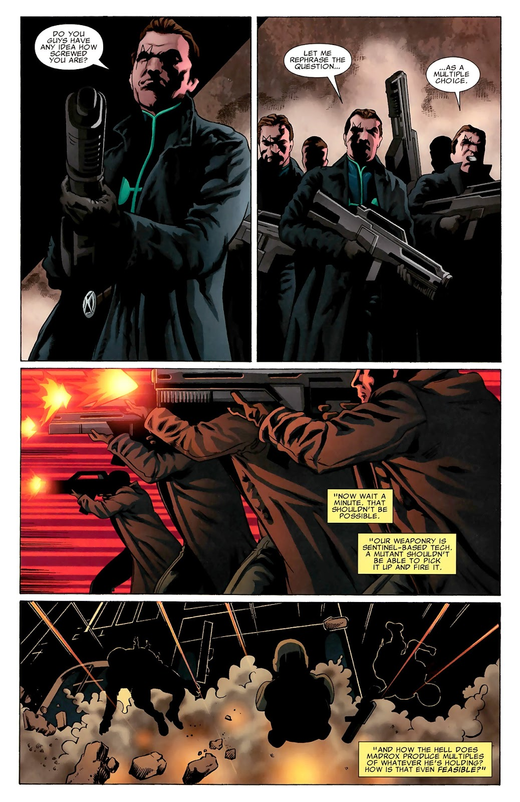 Read online X-Men: Second Coming Revelations comic -  Issue # TPB (Part 2) - 56