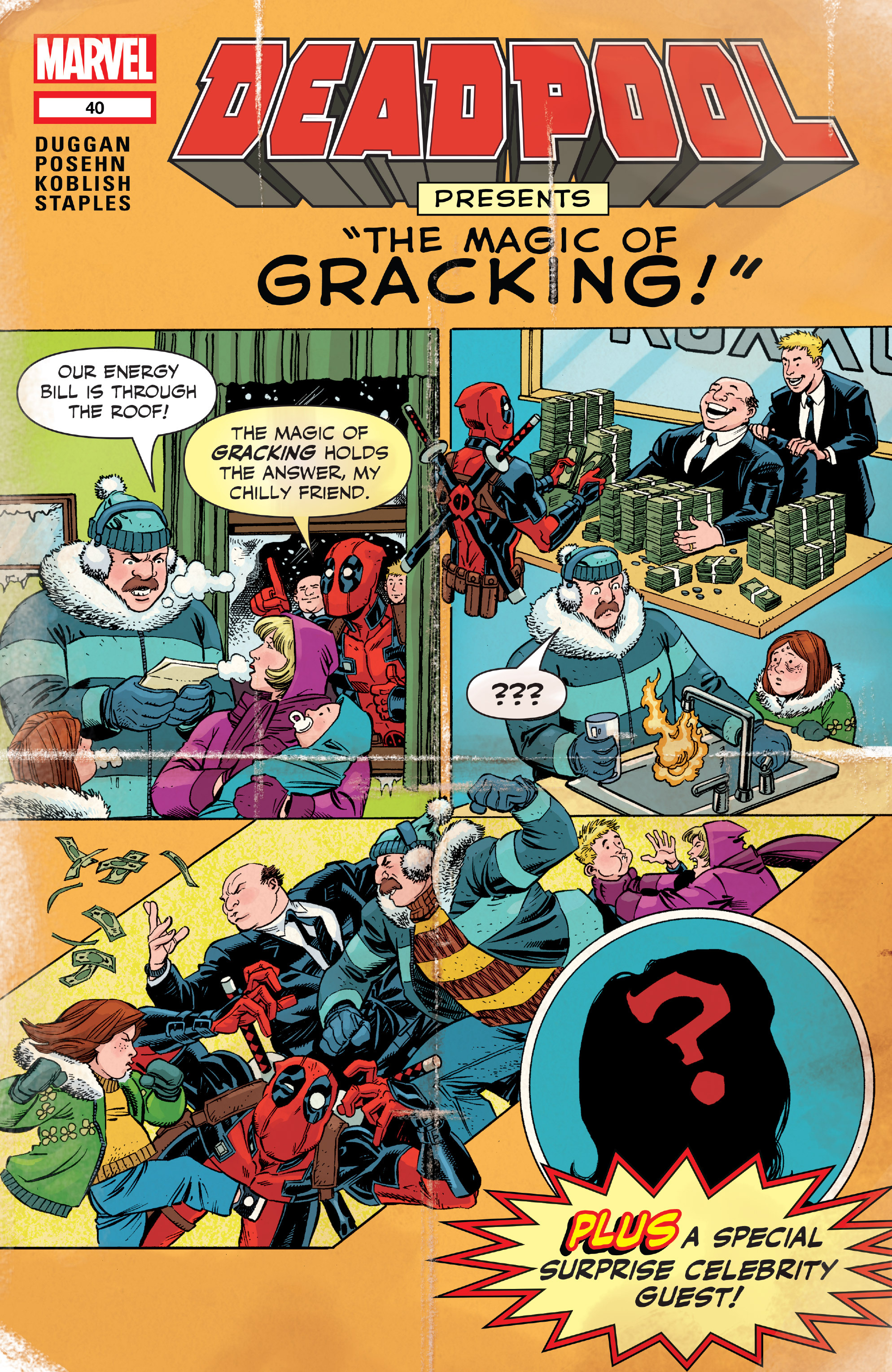 Deadpool (2013) issue 40 - Page 1