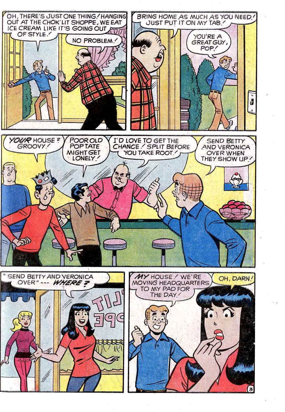 Read online Archie (1960) comic -  Issue #221 - 31