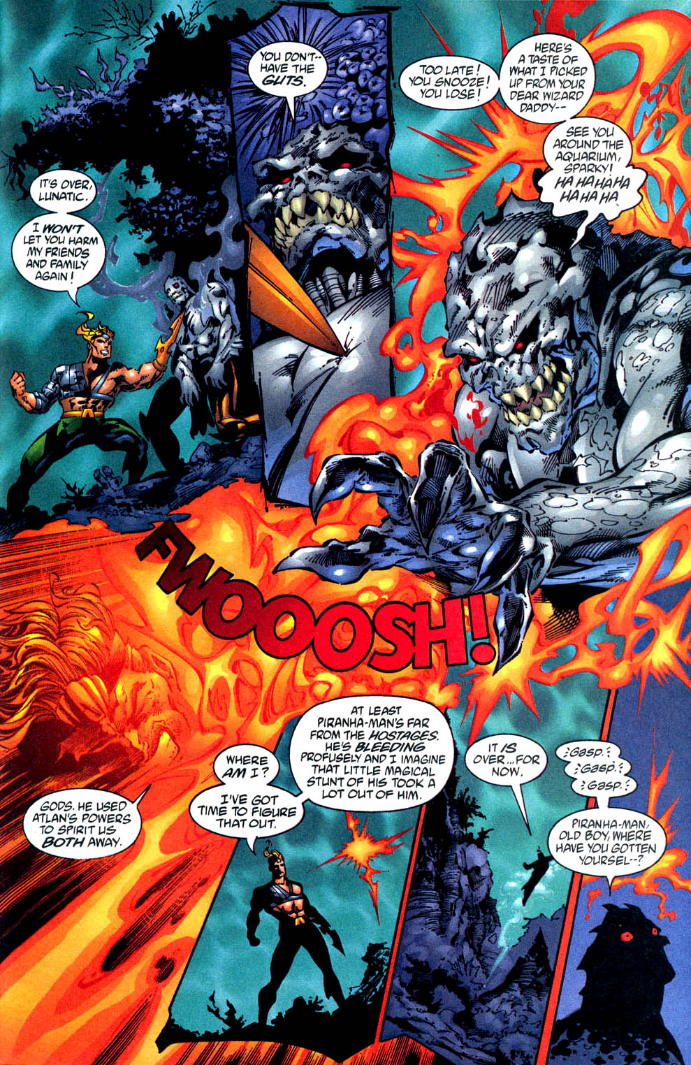 Read online Aquaman (1994) comic -  Issue #57 - 22