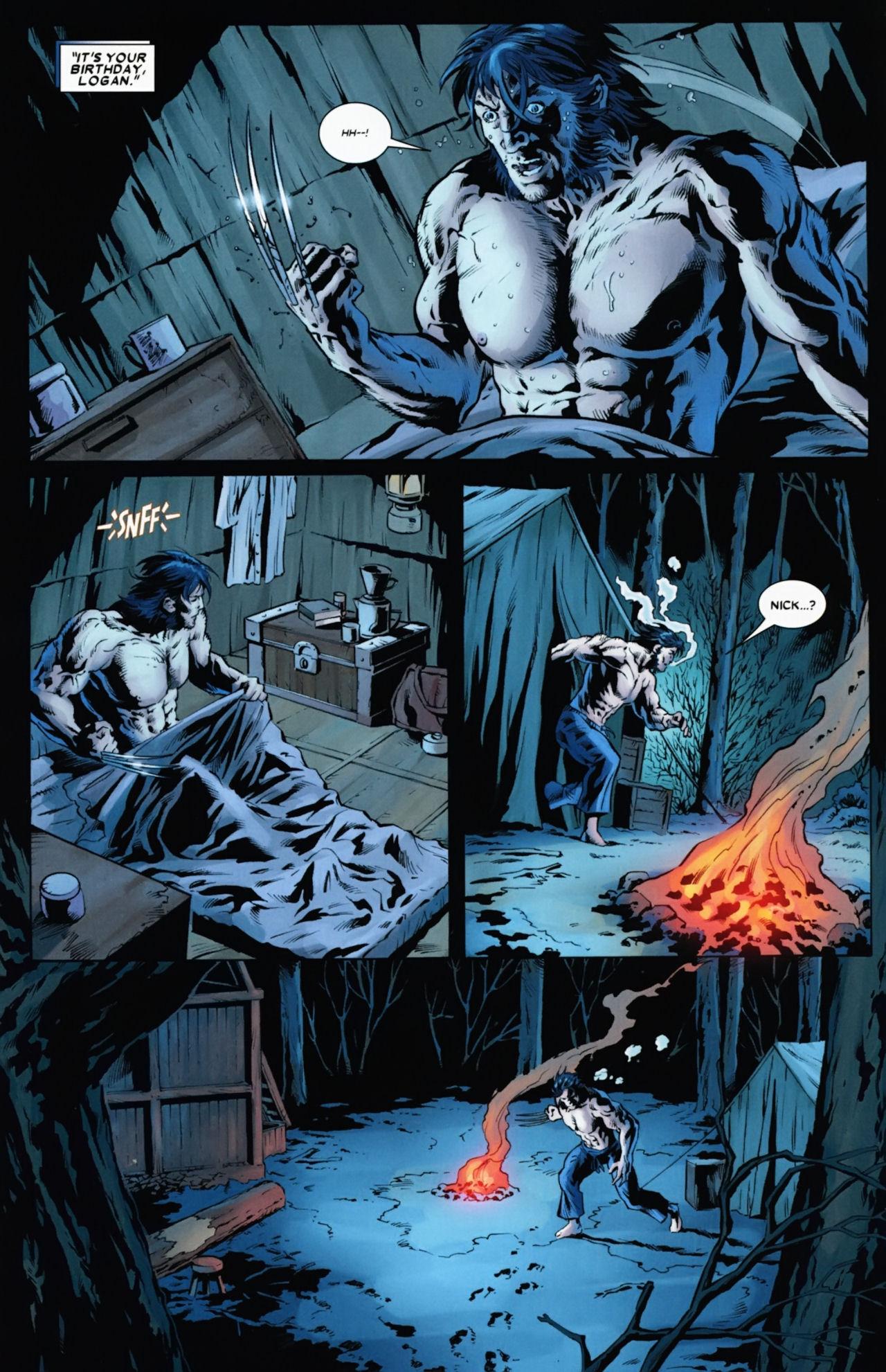 Read online Wolverine: Origins comic -  Issue #49 - 11