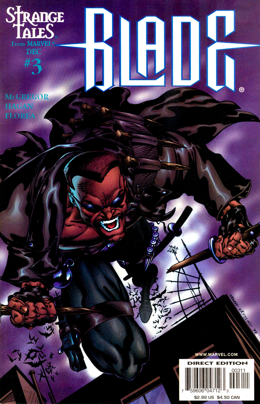 Blade (1998) 3 Page 1
