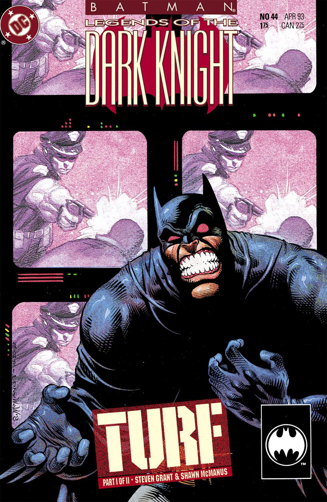 Batman: Legends of the Dark Knight 44 Page 1