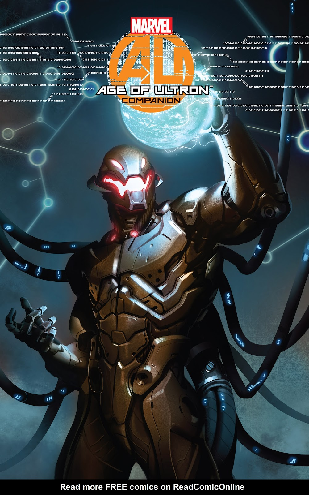 Read online Age of Ultron Companion comic -  Issue # TPB (Part 1) - 1