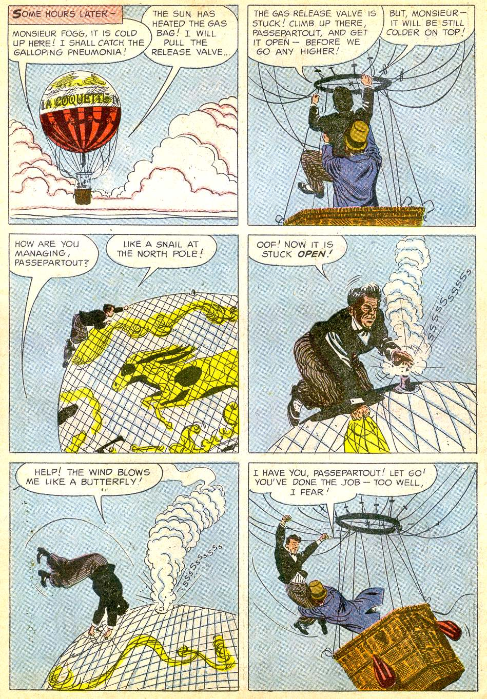 Four Color Comics issue 784 - Page 7
