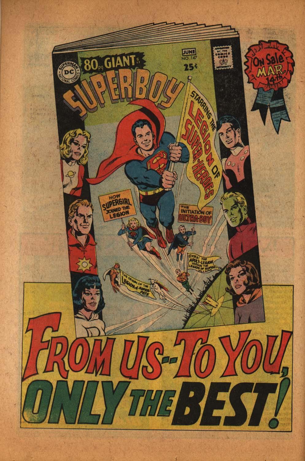 Read online Aquaman (1962) comic -  Issue #39 - 14